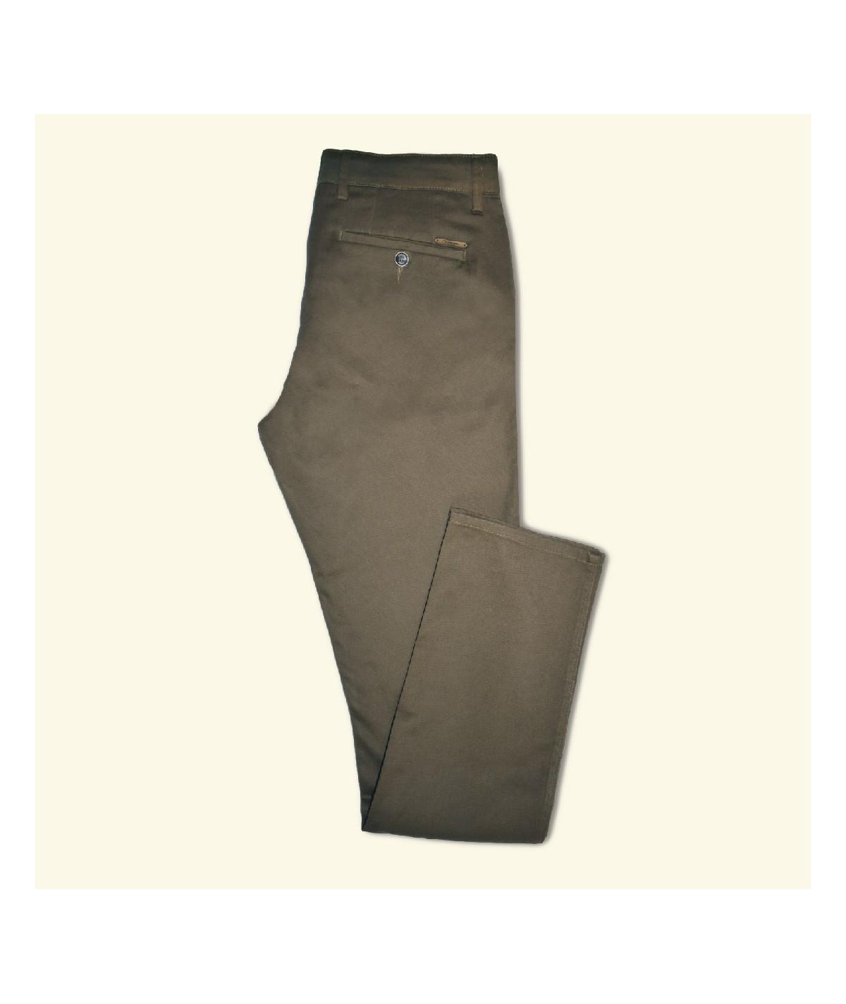 Pantalon Taupe